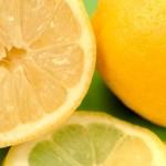 Mitesser auf der Nase mit Hausmittel Zitrone behandeln